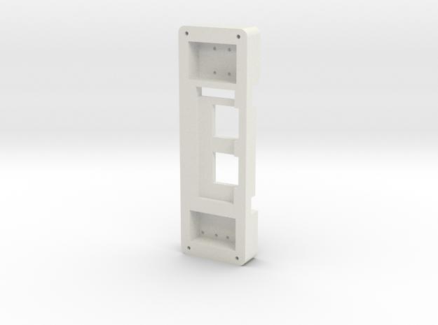 DNA60 LS MP Remote Tacts v2 in White Natural Versatile Plastic