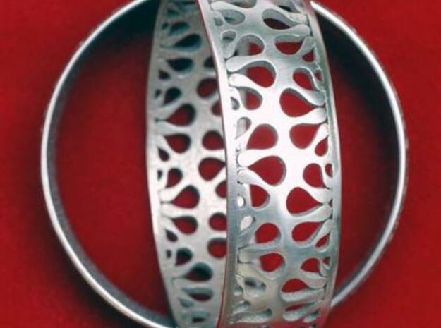 HyperBracelet II in Polished Silver