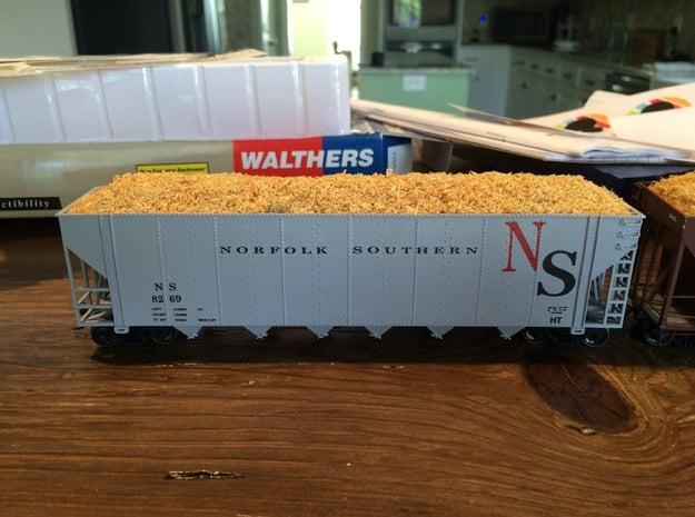 NS, SOU, CG, LN, RI, GMO   Greenville chip hopper  in Smooth Fine Detail Plastic