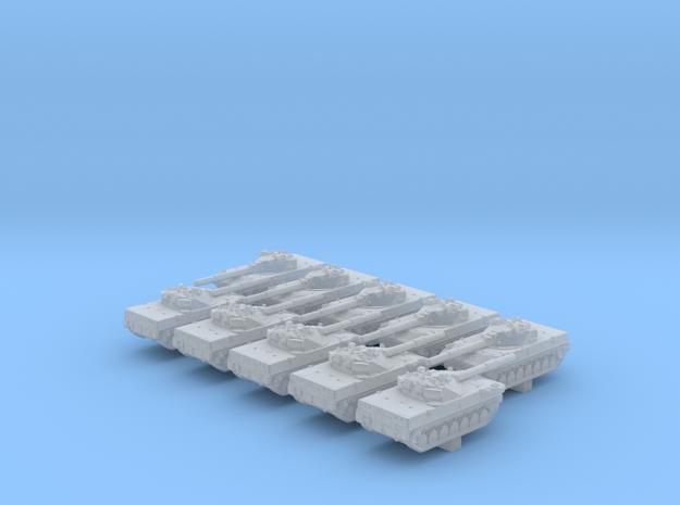 1/600 Russian 2S25 Sprut-SD Tank Destroyer x10