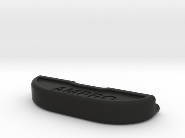 081006-01 KingCab Battery Retainer Door in Black Natural Versatile Plastic