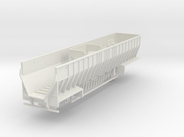 1/64 AULICK 42ft in White Natural Versatile Plastic