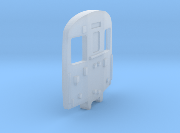 OO Gauge Class 302 Cab in Smooth Fine Detail Plastic