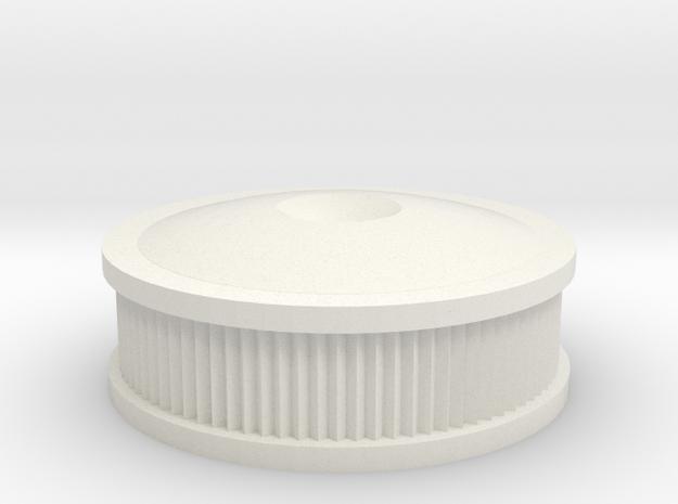 Salvas Mudboss Air Cleaner Low Dome in White Natural Versatile Plastic