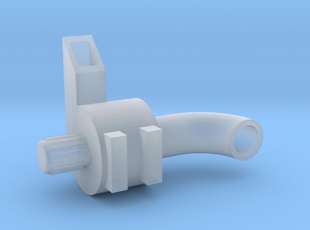 Industrieventilator V4 1:120 in Smooth Fine Detail Plastic