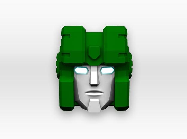 Hound Faceplate for Titans Return