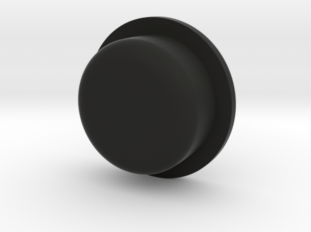 Kmods squonker button mm510 in Black Natural Versatile Plastic
