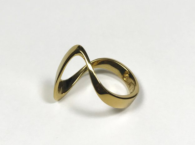 ZEPHYR PRECIOUS 14k gold plated in 14k Gold Plated Brass: 4 / 46.5