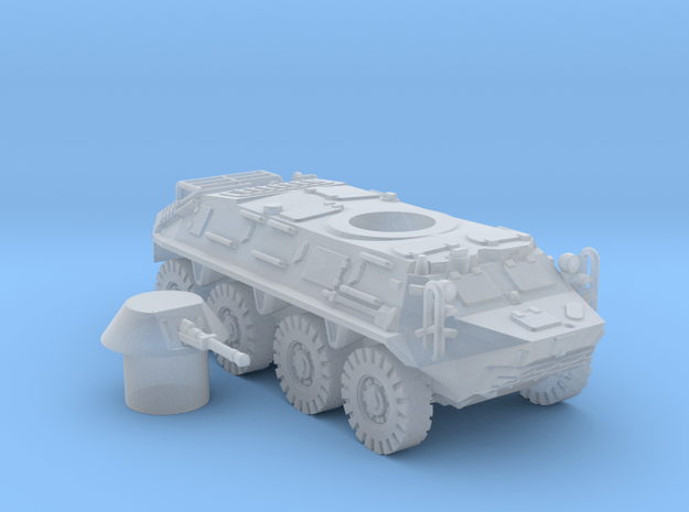 BTR- 60 vehicle (Russian) 1/220 in Smooth Fine Detail Plastic