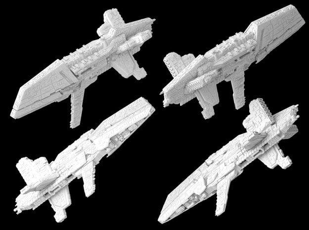 (Armada) Kandosii Dreadnaught