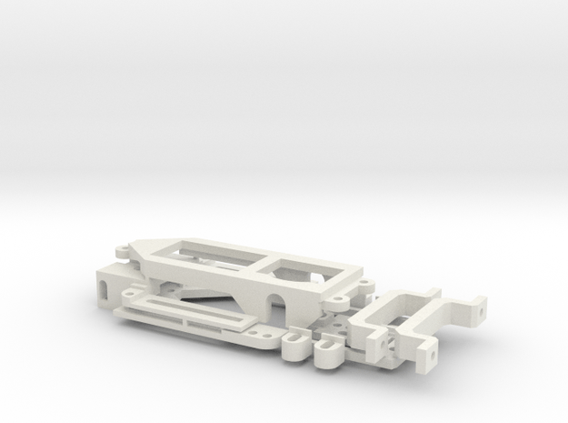 1/43 Uni Chassis with Motorpod (V2)
