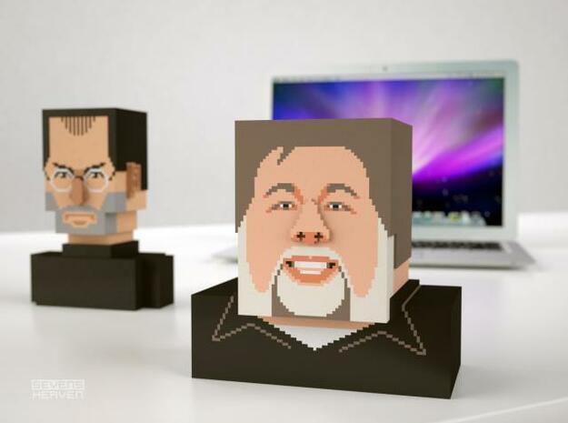 Steve Wozniak bust