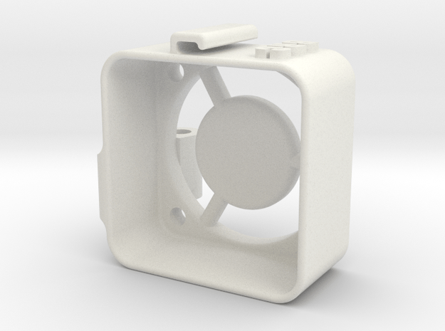 YZ2CAL2/DTM2 - Motor Fan Cooler 25 in White Natural Versatile Plastic