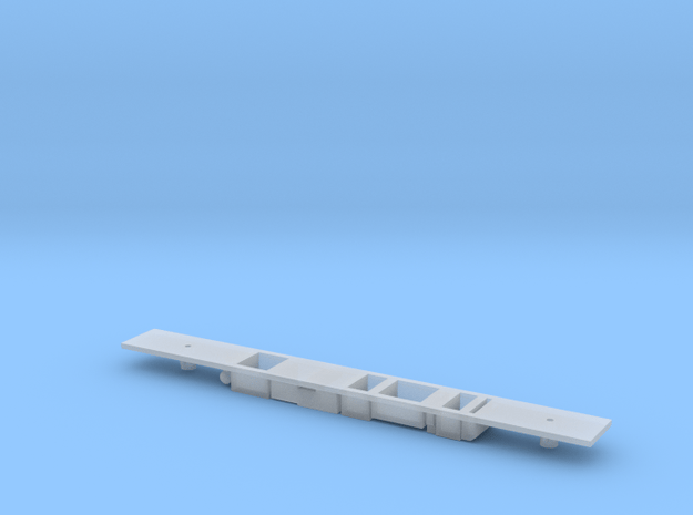 Class 378 PTSO Chassis in Smooth Fine Detail Plastic