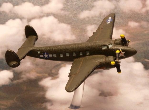 Lockheed C-60 Lodestar 6mm 1/285 in White Natural Versatile Plastic