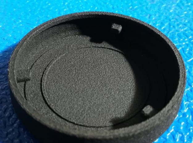 Hobbyist Base (pt 1/2) Suitable for custom Amiibo in Black Natural Versatile Plastic