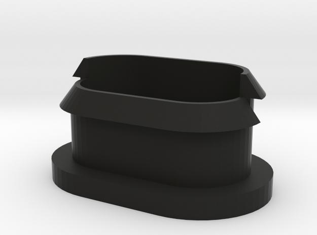Tamiya M-07 Concept Chassis Plug in Black Natural Versatile Plastic