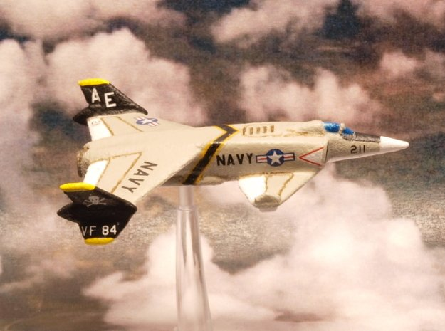 Rockwell XFV-12A (In Flight) 1/285 6mm in White Natural Versatile Plastic