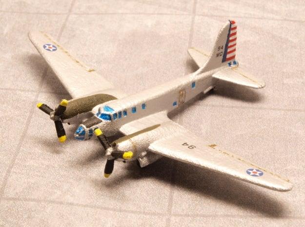 Douglas B-23 Dragon (Landing Gear) 1/285 6mm in White Natural Versatile Plastic