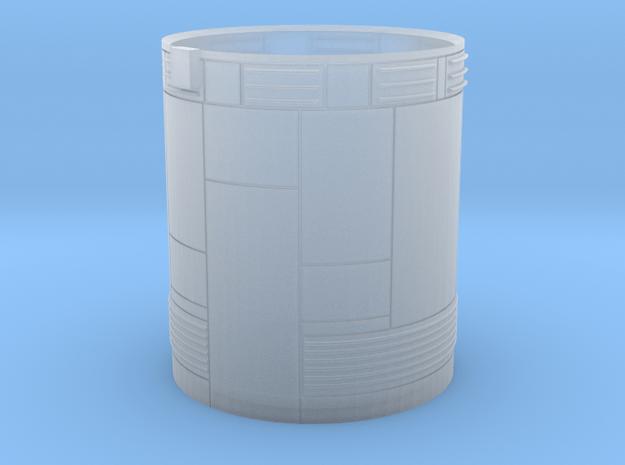 Apollo Service Module Block II 1-96 scale in Smooth Fine Detail Plastic