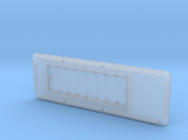 Metro Sprague toit motrice pour B-Train Shorty in Smoothest Fine Detail Plastic