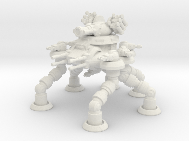 Six Leged Bastion Mech