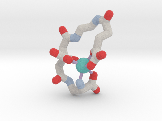 Staphyloferrin in Full Color Sandstone