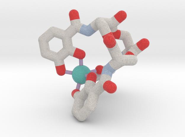 Enterobactin in Full Color Sandstone