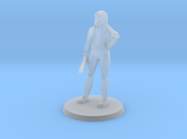 NSFW Kathy in Smooth Fine Detail Plastic