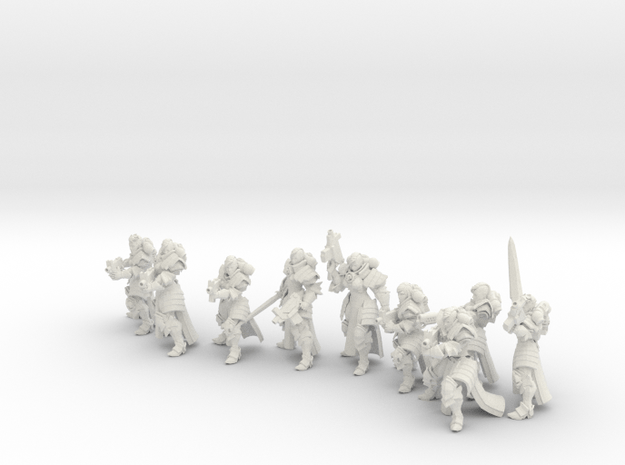 32mm Gothic war Sisters