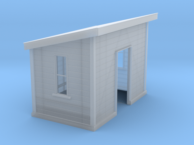 8848 shelter in Smooth Fine Detail Plastic