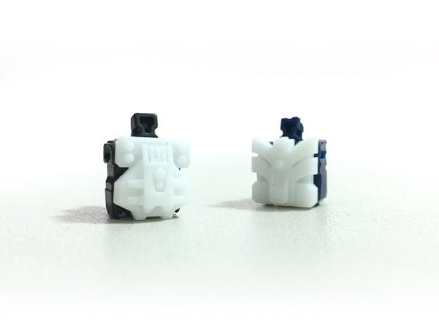 TR: PowerLord Powermasters Mega Giga in Smooth Fine Detail Plastic
