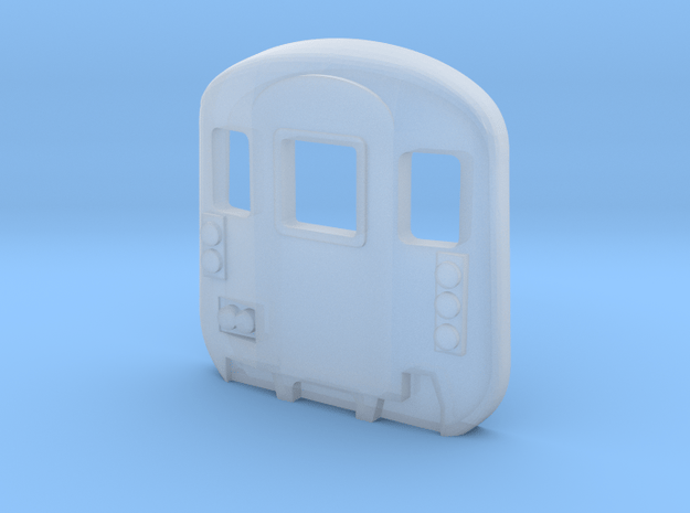 N Gauge Mk 2 DBSO in Smooth Fine Detail Plastic