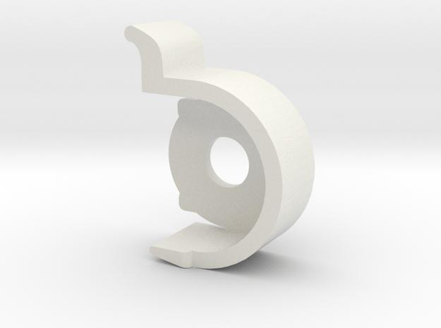 Modmaker mm510 locking V1 , V2 , V3  in White Natural Versatile Plastic