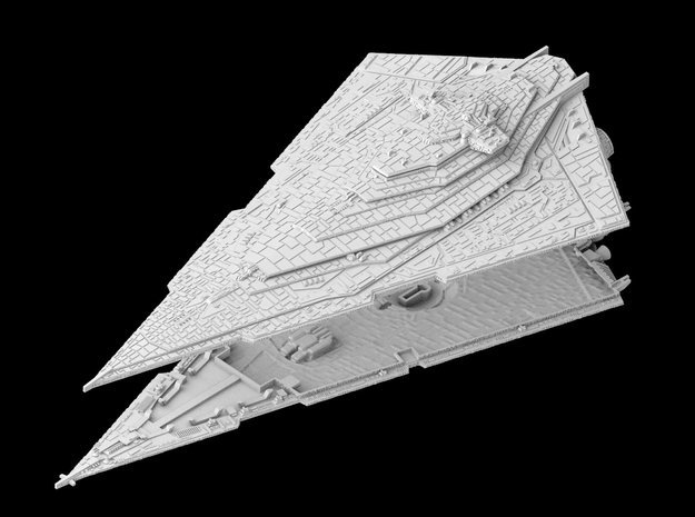 (Armada) Resurgent Battlecruiser Finalizer 2 PARTS