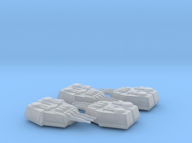 1/270 Large Turrets (4)