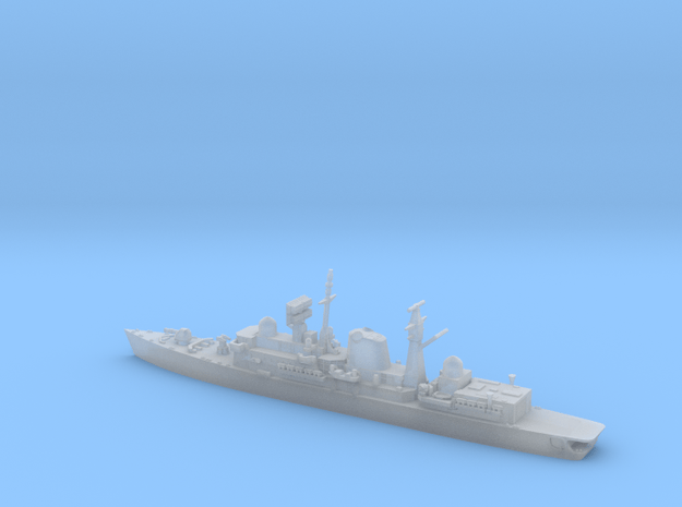 1/1800 HMS Sheffield in Smooth Fine Detail Plastic