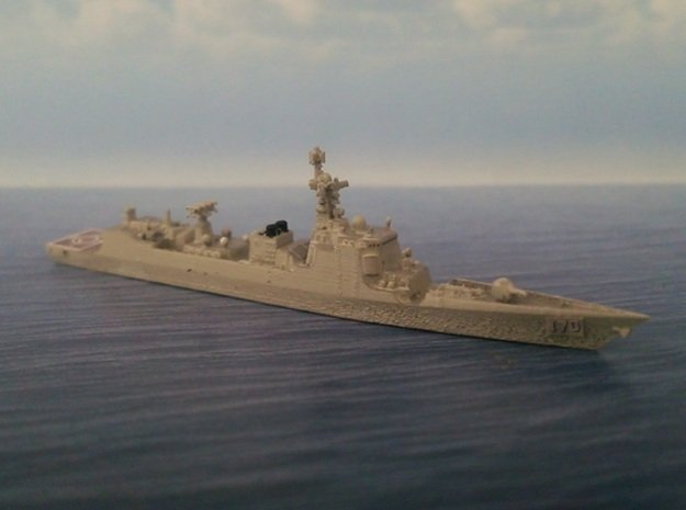1/2000 CNS Lanzhou in Smooth Fine Detail Plastic