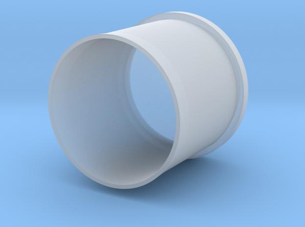 Sulfiderzbehälter einzeln - 1:120 TT in Smooth Fine Detail Plastic