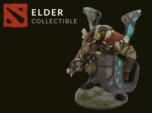 Elder Titan in Full Color Sandstone