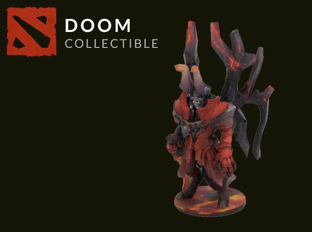 Doom in Full Color Sandstone