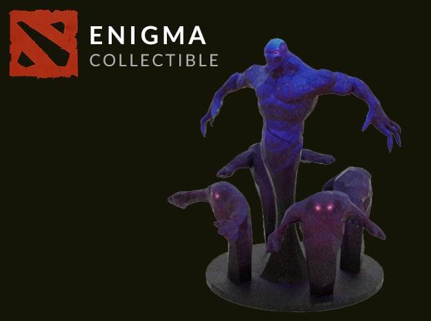 Enigma in Full Color Sandstone