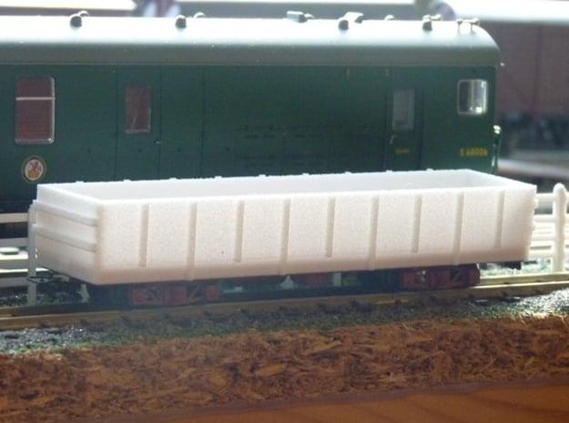 BM4-201 SAR NG-C Limestone Wagon 009 in White Natural Versatile Plastic