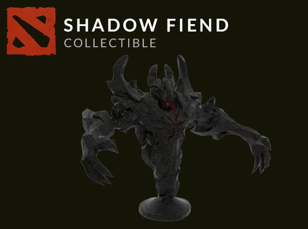 ShadowFiend in Full Color Sandstone