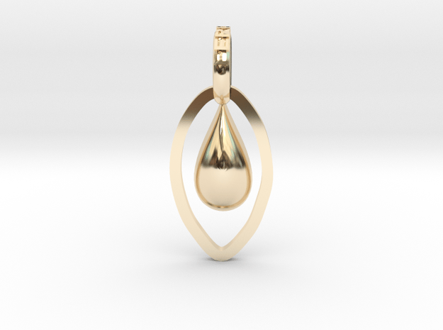FERICIRE_2 in 14K Yellow Gold
