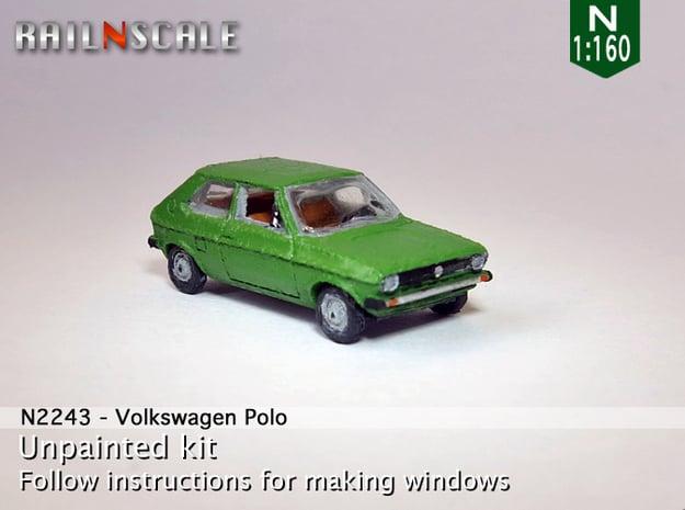 Volkswagen Polo 1 (N 1:160)