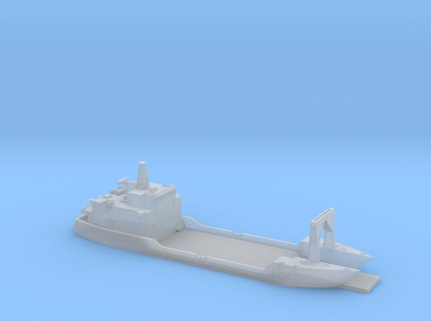 1/1200 LCU2000 Ramp down in Smooth Fine Detail Plastic