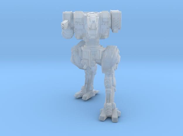 Neugen Battle Walker (2 Inch Version) - Pose 02 in Smooth Fine Detail Plastic