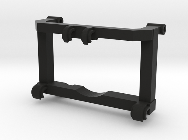Schleuderrahmen für Dickie PB600 in Black Natural Versatile Plastic