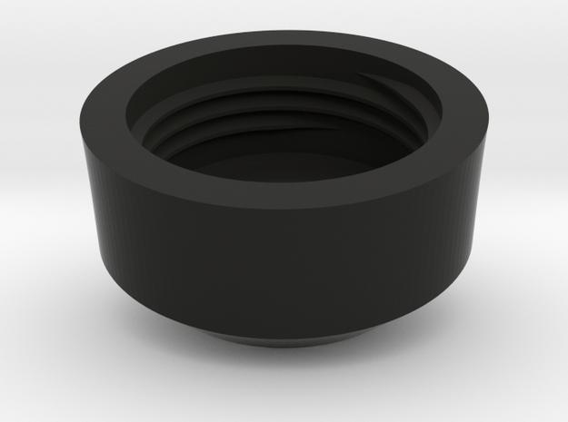 TC3 - Makerchair in Black Natural Versatile Plastic